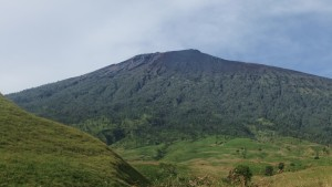 (Gunung Rinjani )