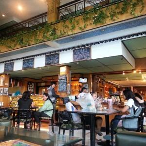 selain menu yang bervariasi dan berkualitas, Bali Bakery juga memiliki interior yang cozy dan adem. Tidak heran jika banyak keluarga maupun sahabat yang melakukan arisan ataupun pertemuan bisnis di sini.